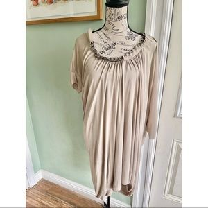 NWOT Alexander McQueen Off The Shoulder Dress